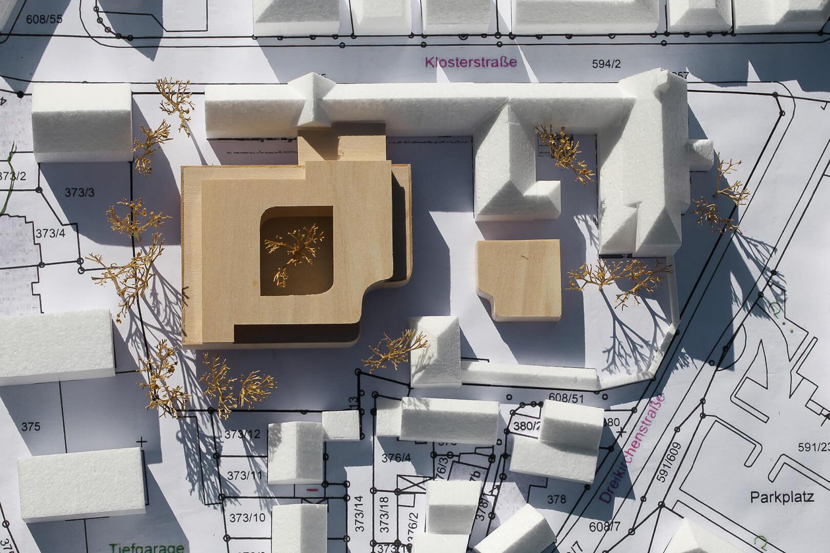 Pflegeheim Forchheim: Planung 2012